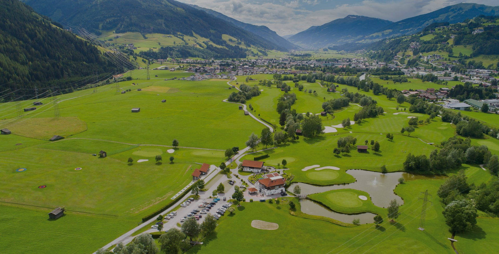 Andrew Darke PGA Professional, Golflehrer, Golfschule, Golfkurse, Golfreisen in Mittersill